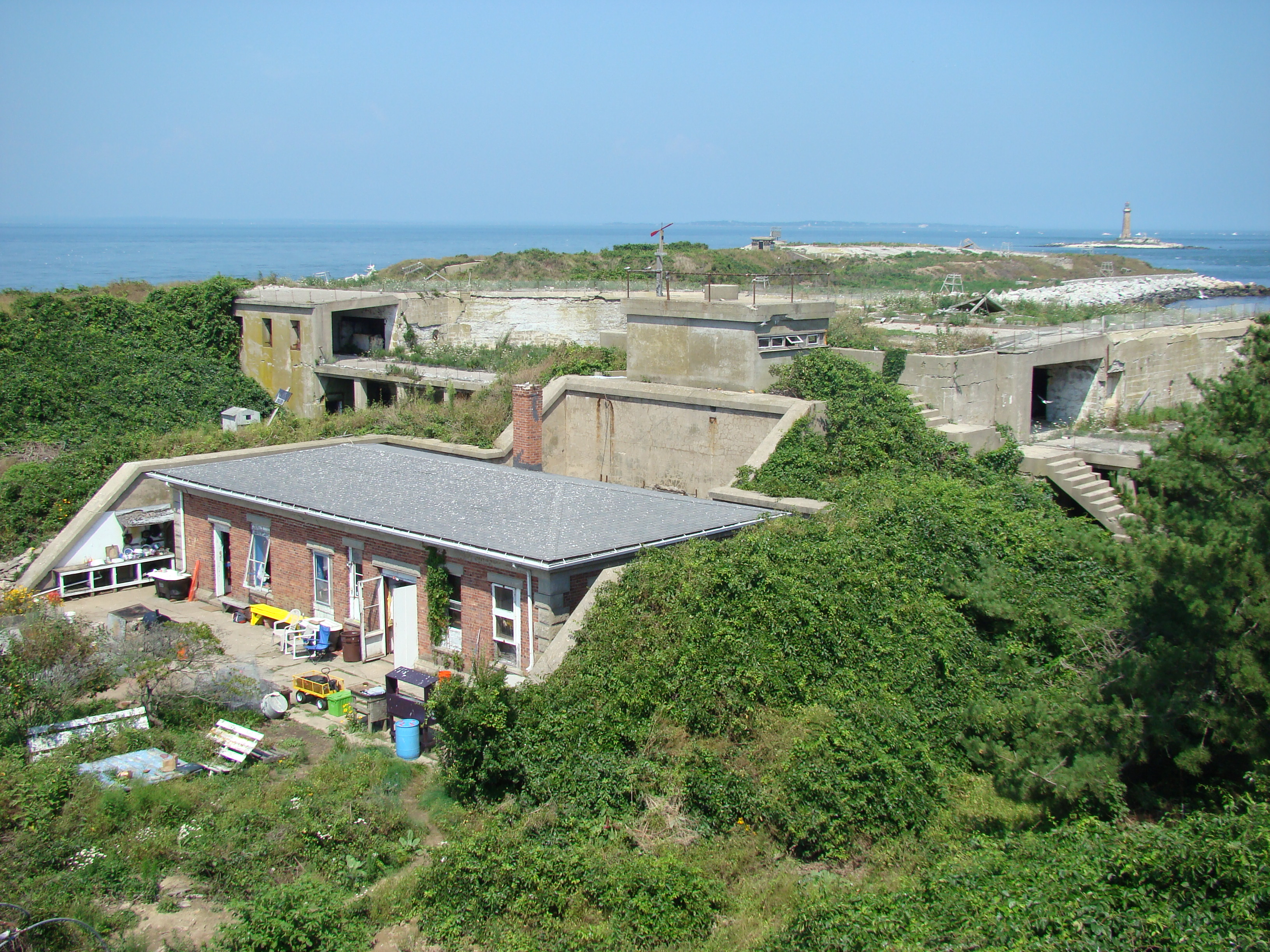 A Visit To Great Gull Island Green Cities Blue Waters