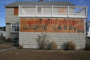 Goodbye Sandy