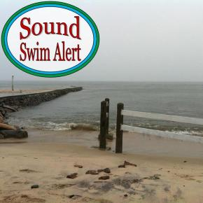 Sound Swim Alert, Saturday, August 22