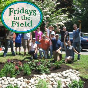 Fridays in the Field #7: Celebrating OurVolunteers