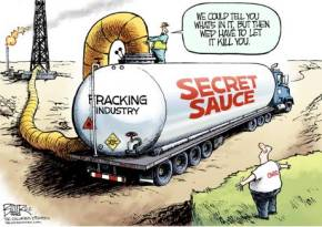 Don't Waste CT: Support Laws to Regulate Fracking Waste