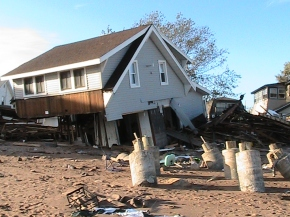 Faulty Flood Insurance leaves Coastal Communities in Over Their Heads (Part1)
