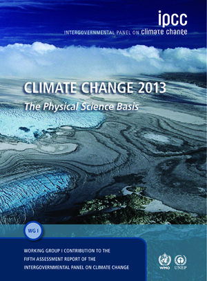 IPCC Working Group I Contribution:  The Physical Science Basis