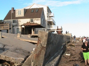 Faulty Flood Insurance leaves Coastal Communities in Over Their Heads (Part2)