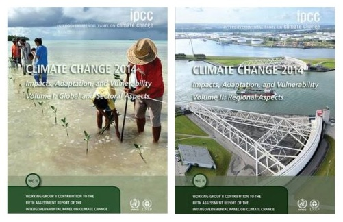 IPCC Working Group II Contribution: Impacts, Adaptation, and Vulnerabiltiy