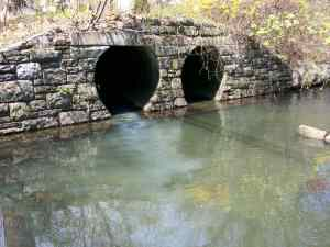 Citizen documentation of sewage overflows into Hutchinson River