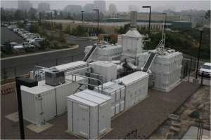 Photo from Fuel Cell Energy