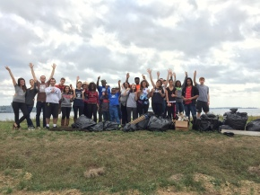 Save the Date: International Coastal Cleanup – September 19th, 2015!