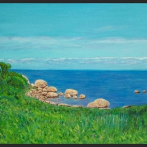 Art Show: The Natural Beauty of PlumIsland