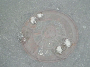 Sewer manholes should not overflow during rain or at any other time. When these manholes overflow the raw sewage in the wastewater flows into the nearest catch basin and is dumped into a nearby stream or waterfront through the storm drain system.