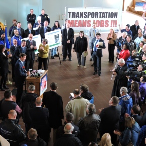National Stand Up 4 Transportation Day