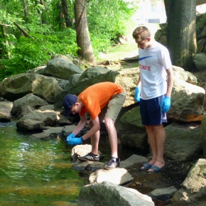 Our Water Quality Monitoring Results for July
