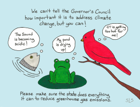 Connecticut Officials, Stakeholders, and Citizens Work to Address ClimateChange