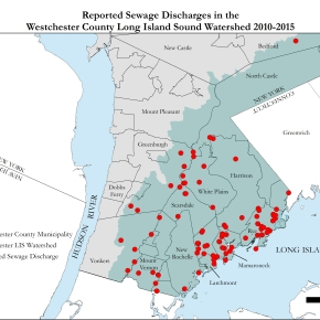 99 sewage spills. Where do they come from?
