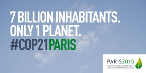 Salutations du climat de Paris!