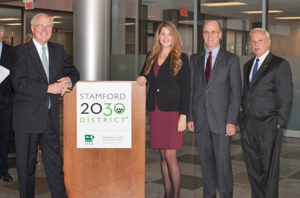 It's been a banner year for Stamford 2030!