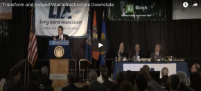 Governor Cuomo Shares Vision & Investment Plan for Clean Water & Healthy Sound