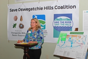 Art (and you!) can Save Oswegatchie Hills