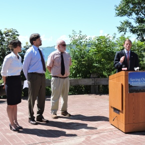 Senator Blumenthal Announces Proposal to Designate First Ever Atlantic Marine National Monument