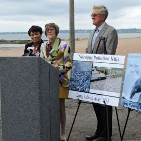 Congresswoman Rosa DeLauro Announces Landmark $10 Million in Funding for Long Island Sound Protection and Improvement Efforts