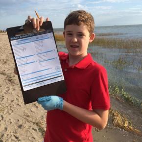 Volunteers Rocked the 2017 International CoastalCleanup!