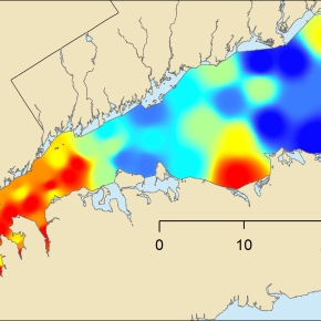 Press Release: NYC Nitrogen Report, East River and Long IslandSound