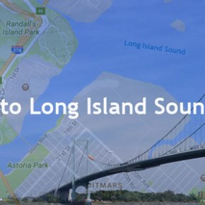 NEW YORK CITY NITROGEN:  LINKING THE EAST RIVER AND LONG ISLAND SOUND